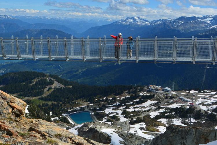 Whistler Mountain Bridge