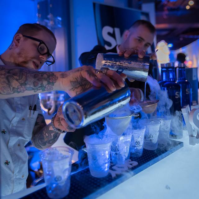 science world of cocktails 2019