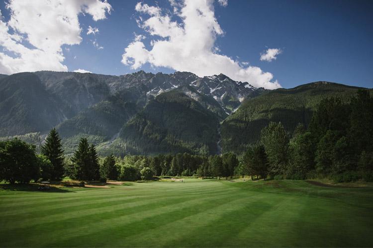 Big Sky Golf Club Pemberton Valley