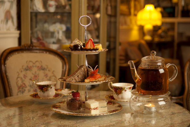 tea house vancouver