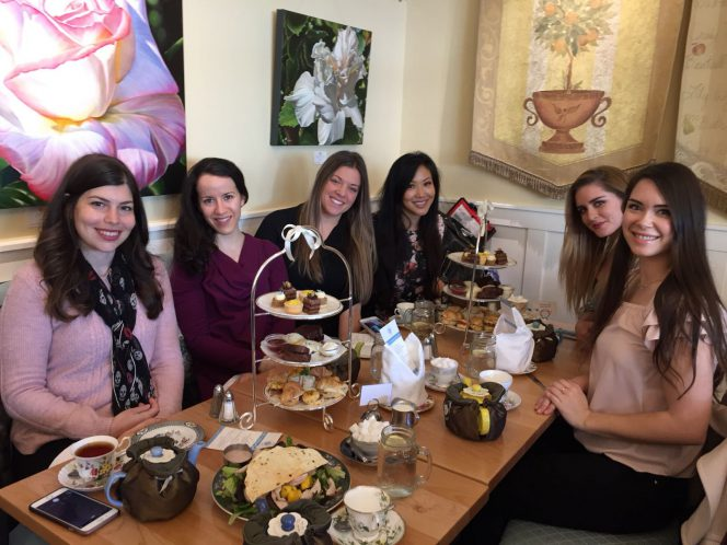 Secret Garden Tea Company Vancouver