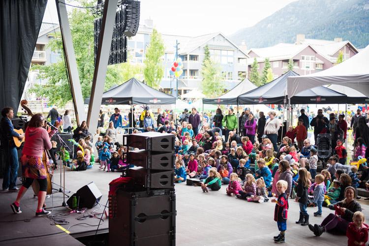 Whistler Children's Festival Concert