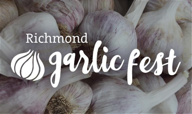 Richmond Garlic Fest 2018