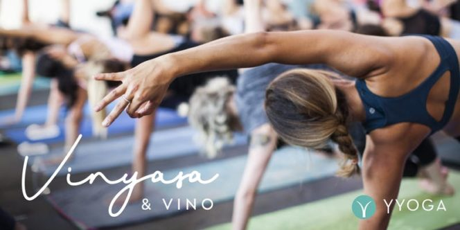 YYOGA Vancouver events