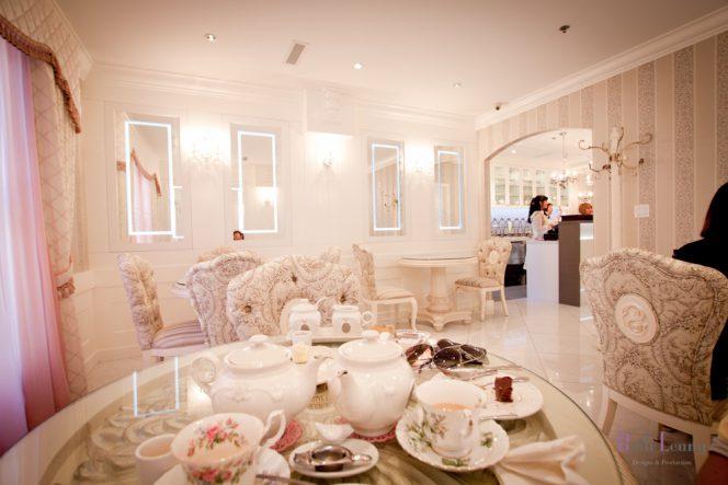 Vancouver tea house