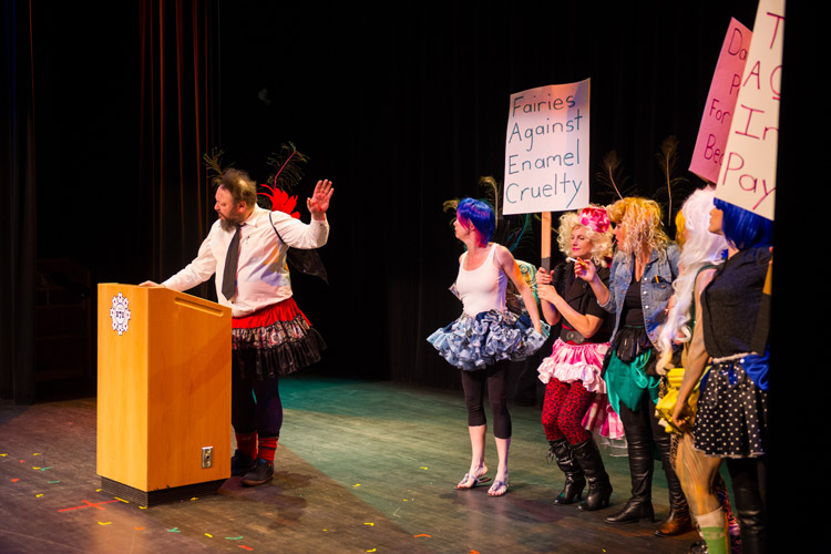 Comedy Quickies at Whistler Writers Festival