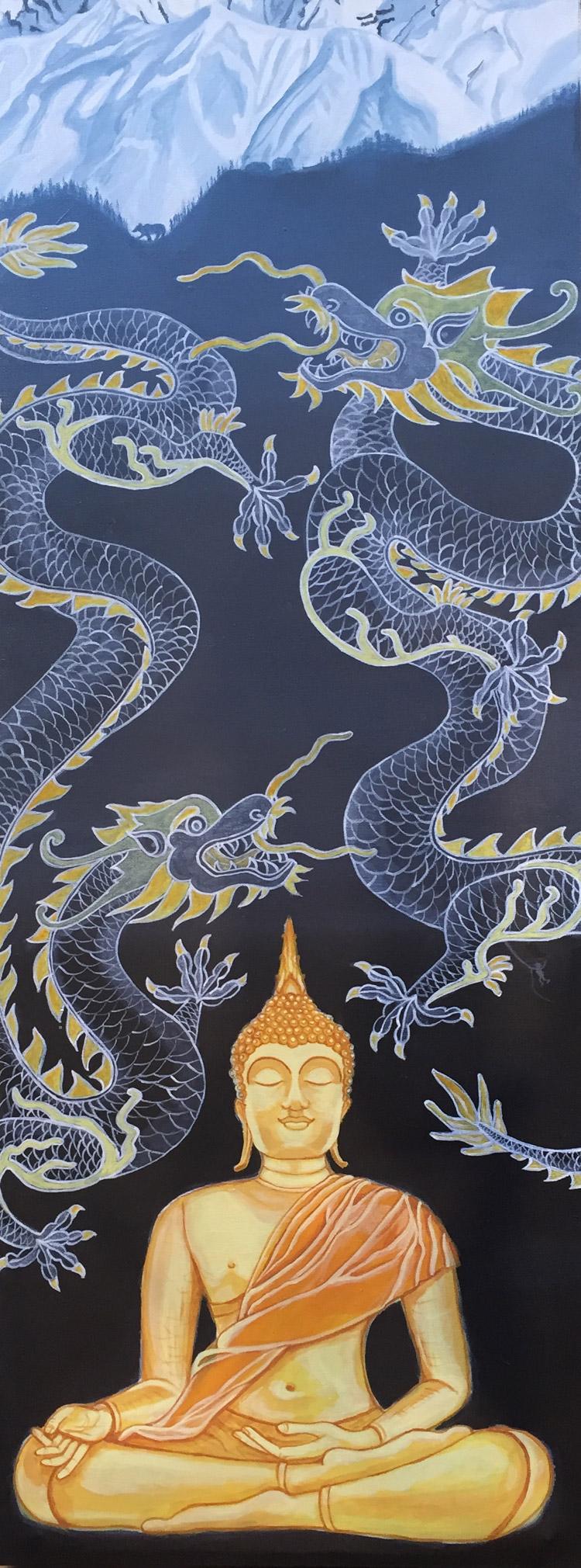 Topsheet Design. Artist: Helen Wojcik