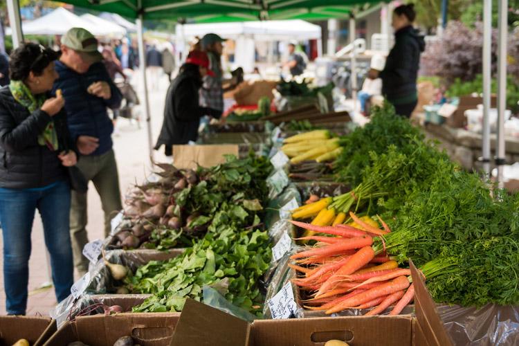 Whistler Farmer's Market