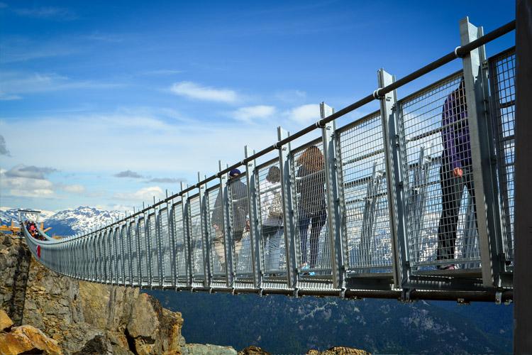 Whistler Blackcomb Bridge