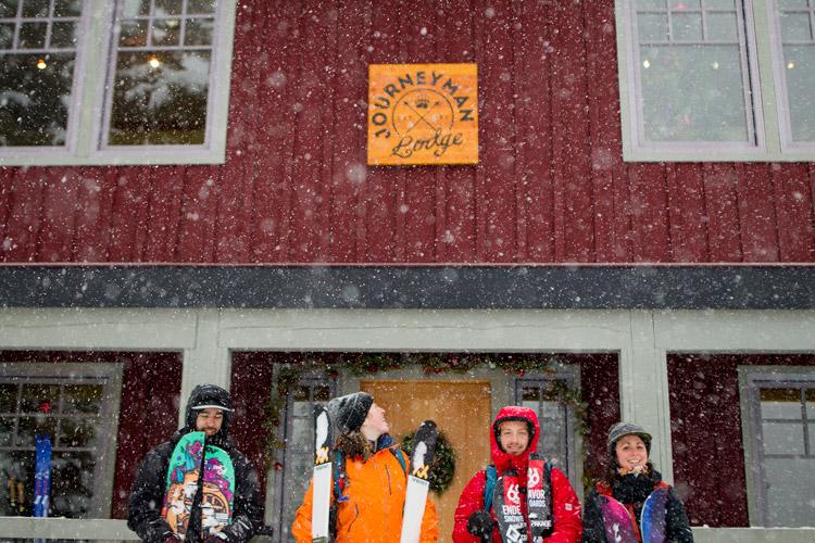 Journeyman Lodge in Whistler