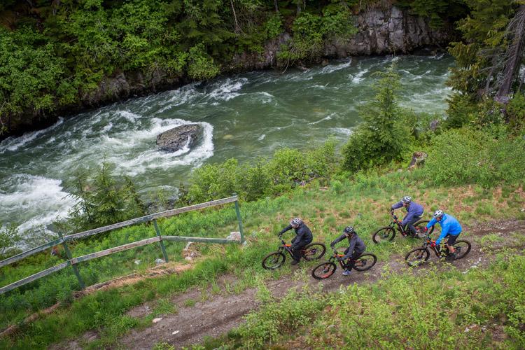 E-Bike Tours in Whistler