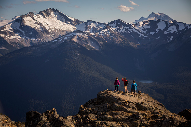 Whistler Mountain Apline Hiking