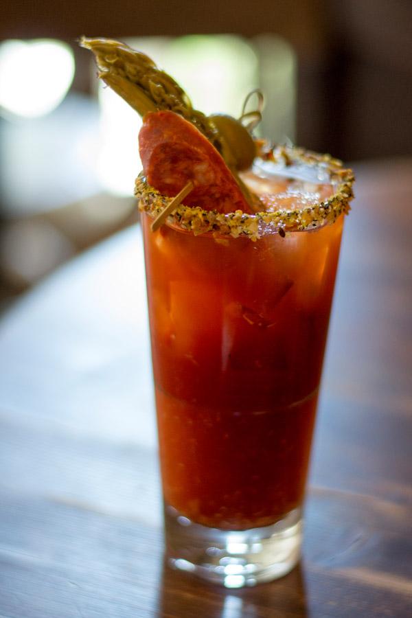Caesar from Stonesedge Kitchen and Bar Whistler
