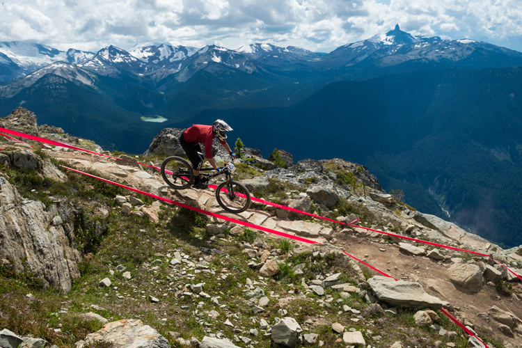 Whistler Mountain and the Top of the World Trail